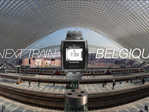 Hoog+Diep Next Train Belgique
