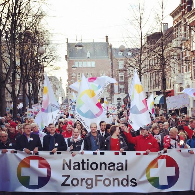 Nationaal ZorgFonds landelijke aftrap