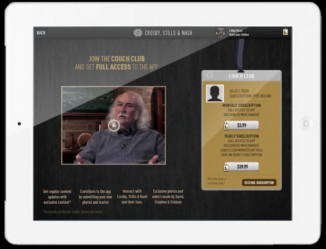 CSN app-get subscr