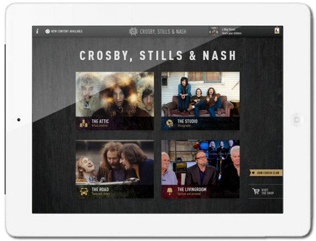 CSN app-home