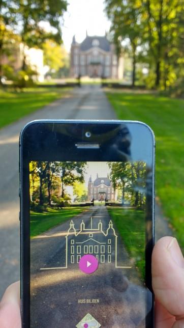 Gelders Arcadië App - Beleef de verhalen ter plekke