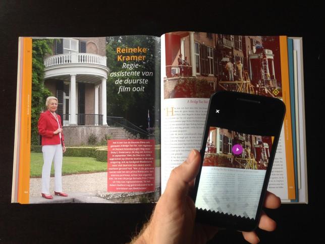 Gelders Arcadië App + Geschiedenis in verhalern boek