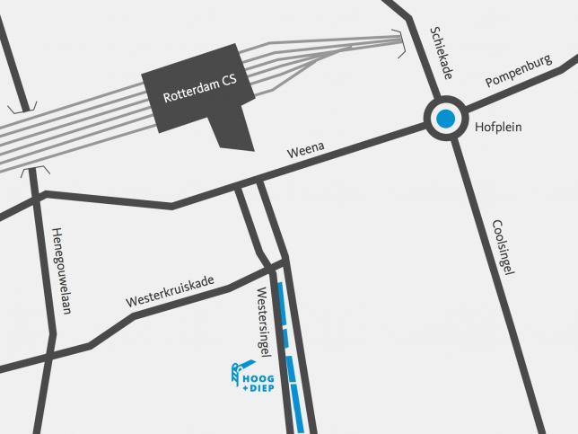 Hoog+Diep map