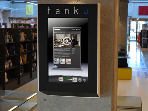 TankU by Hoog+Diep