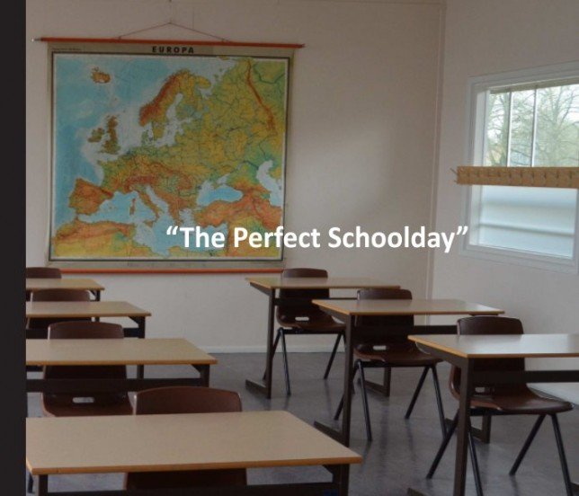 The Perfect Schoolday - experience design voor het vmbo